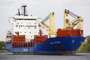 Photo of BBC XINGANG ship