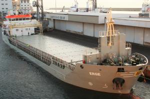 Photo of ERGE ship