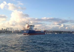 Photo of TOPAZ-T ship
