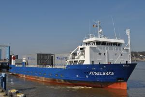 Photo of KUGELBAKE ship