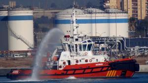Photo of REMO ship