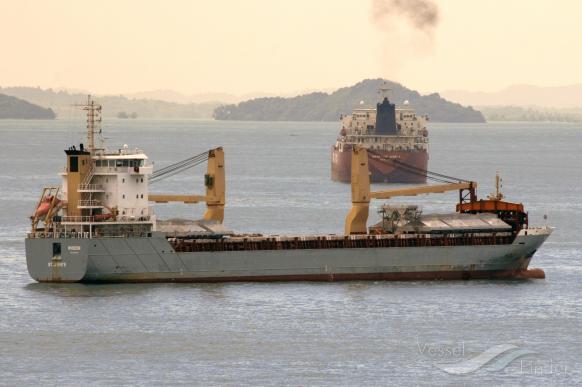 BBC LONDON, General Cargo Ship - Details and current