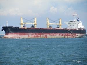 Photo of BULK BAHAMAS ship