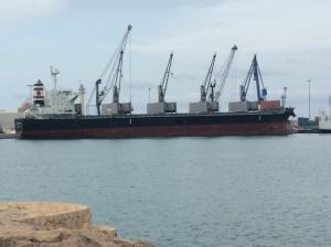 Photo of ANNA-META ship