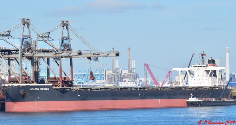 GOLDEN HORIZON, Bulk Carrier - Details and current position