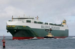 Photo of SALOME ship