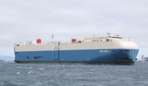 Photo of IRIS ACE ship