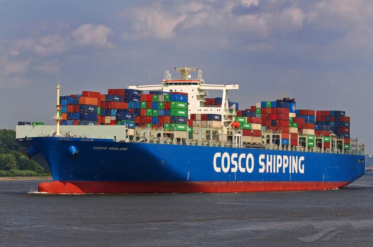 COSCO ENGLAND photo