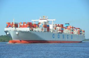 Photo of COSCO NETHERLANDS ship