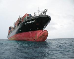 Photo of TAMMO ship
