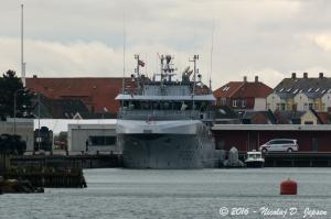 Photo of KNM OLAV TRYGGVASON ship