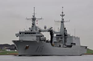 Photo of EU WARSHIP A15 ship