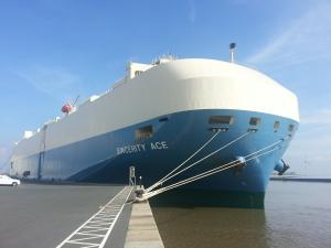 Photo of SINCERITY ACE ship
