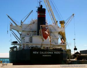 Photo of SAGE CALEDONIA ship