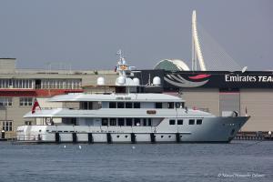 Photo of INGOT ship