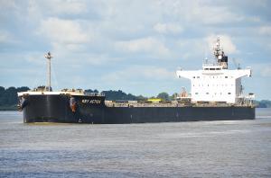 Photo of KEY ACTION ship