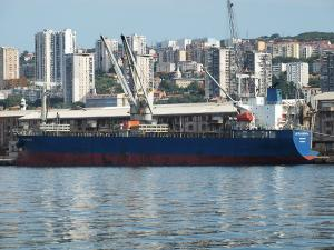 Photo of ULTRA     AFRICA ship