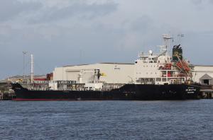 Photo of TASCO SAKORN ship