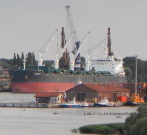 Photo of ILENAO ship