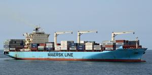 Photo of MAERSK CAPE TOWN ship