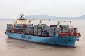Photo of MAERSK CUBANGO ship