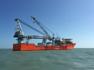 Photo of CABALLO MARANGO ship