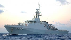 Photo of P120 AMAZONAS ship