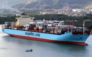 Photo of MAERSK LIMA ship