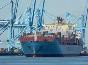 Photo of MAERSK LIRQUEN ship