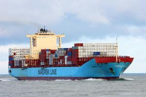 Photo of MAERSK LA PAZ ship