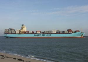 Photo of MAERSK LAVRAS ship