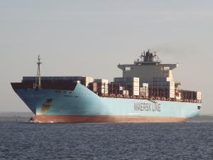 Photo of MAERSK LEBU ship