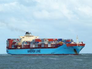 Photo of MAERSK LAGUNA ship