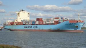 Photo of MAERSK LAMANAI ship