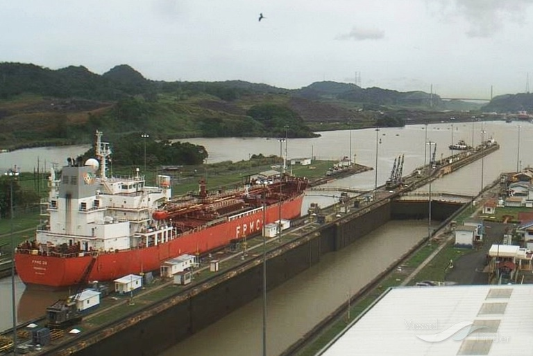 FPMC 28, Chemical/Oil Products Tanker - Details and current position