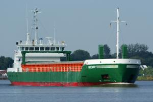 Photo of WIDOR ship