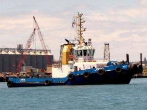 Photo of ENCO ship