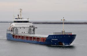 Photo of EMUNA ship