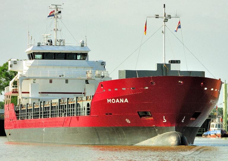 photo of MOANA