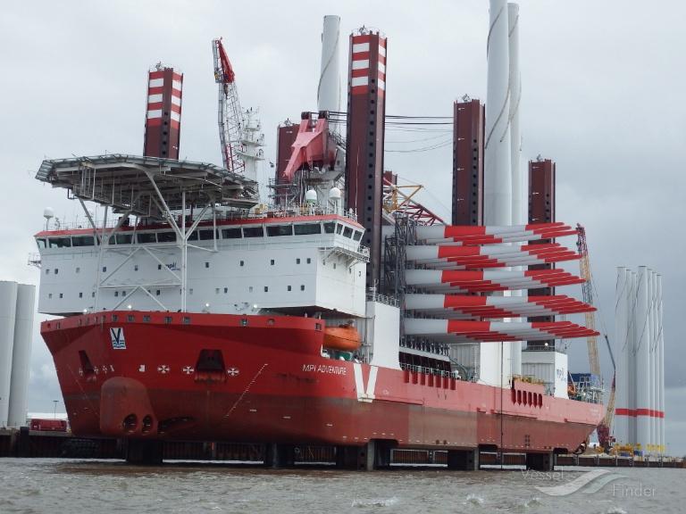 mpi adventure offshore support vessel scheepsdetails en. Black Bedroom Furniture Sets. Home Design Ideas