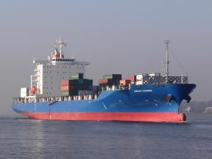 Photo of CASTILLO DE MERIDA ship
