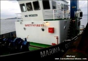 Photo of MARINA OCEANIC ship