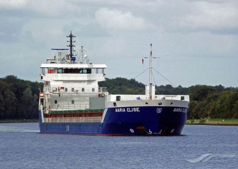 MARIA ELISE (MMSI: 636091859) ; Place: Kiel_Canal