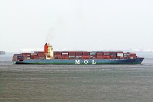 Photo of MOL GATEWAY ship