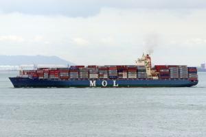 Photo of MOL GROWTH ship