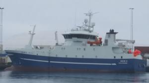 Photo of GEIR II ship