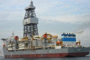 Photo of ENSCO DS-6 ship