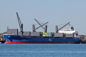 Photo of IKAN JUBAL ship