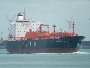 Photo of RHOURD EL FARES ship