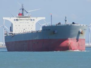 Photo of JSW SALEM ship
